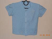 Голубой костюм на 1-2 года, фото 1
