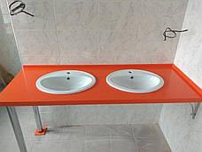 Стільниці з акрилового каменю Staron Samsung SC052, фото 2