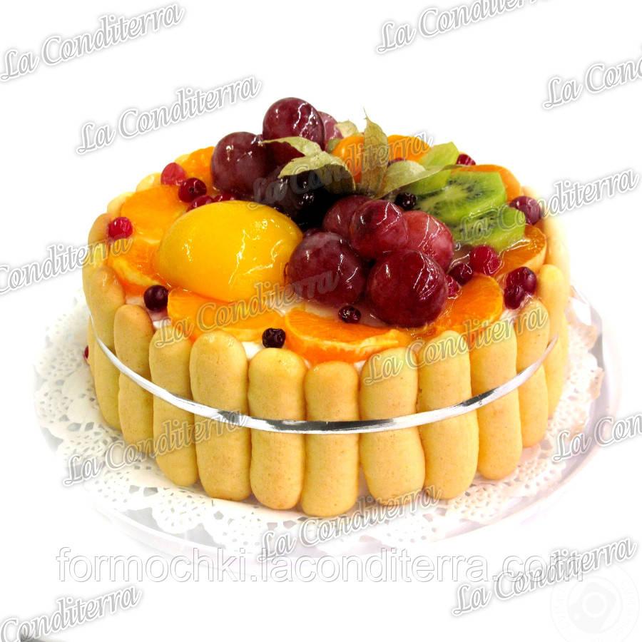 Гель для покрытия тортов абрикосовый «LAPED», 1 кг