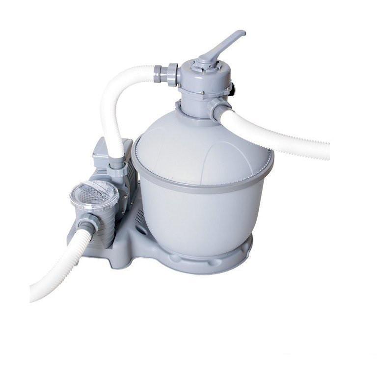 Песочный насос фильтр Bestway 58404 Sand Filter Pump, мощностью 5 678 лч. Фильтр для бассейнов