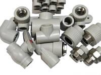 Трубы и фитинги полипропиленовые для водопроводов и отопления