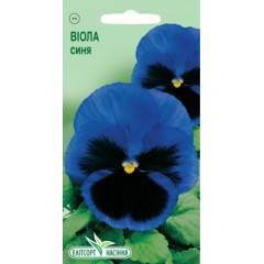 Семена Анютины глазки синяя 0,05 г