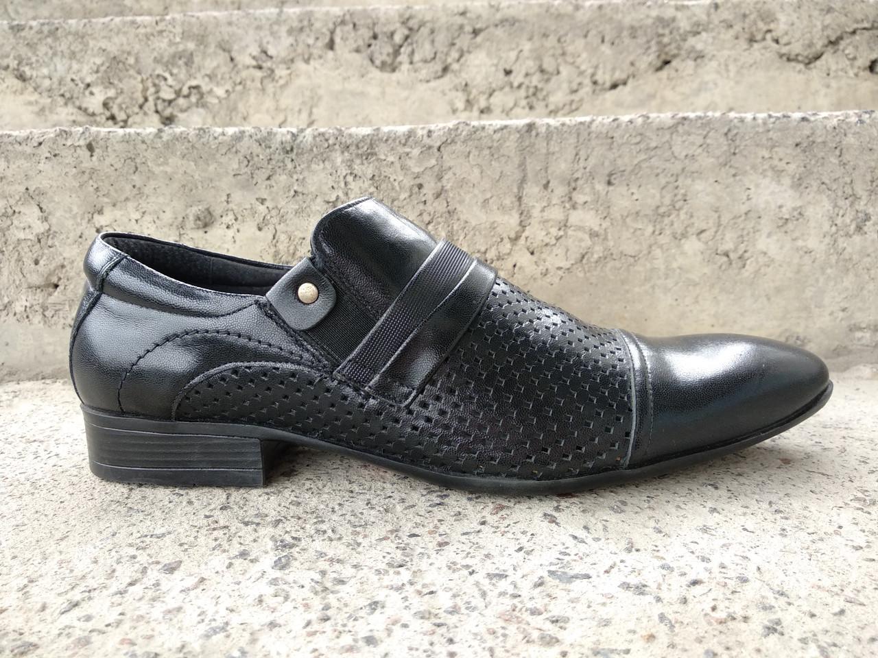 dfb3fd08fe3cc3 Туфлі літні Pan Кожаная качественная обувь! Остання пара 40 розмір! -  Магазин чоловічого взуття