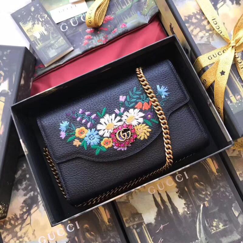 Женская сумка от Гуччи