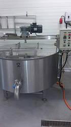 """Компания МолПром изготовила и поставила Мини-Линию на 500 литров для Чешской компании """"ADW"""""""