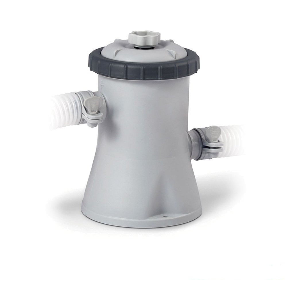 Картриджный фильтр насос Intex мощностью 1 250 лч. Фильтр для бассейнов