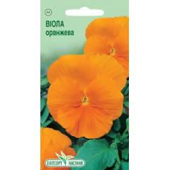 Семена Анютины глазки оранжевая 0,05 г
