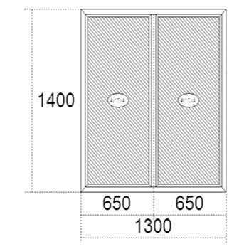 Металопластикове вікно