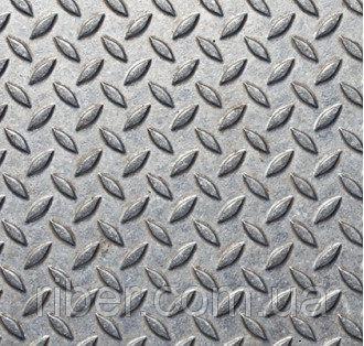 Лист рифленый 1,25х6; 1,25х1,48; 1,25х1; 1,5х6 (толщиной 4 мм) и др