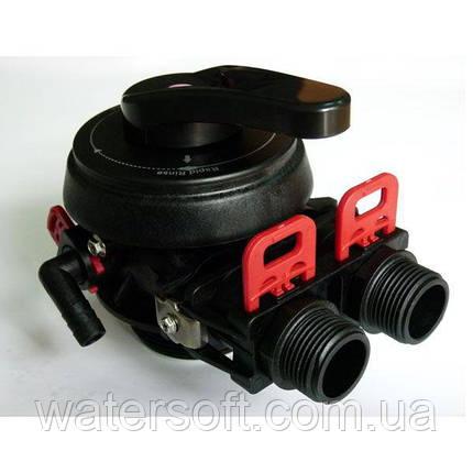 Клапан управления ручной BNT 63, фото 2