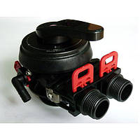 Клапан управления ручной BNT 63