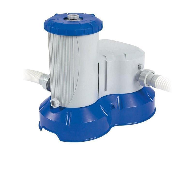 Картриджный фильтр насос Bestway, мощностью 9 463 лч. Фильтр для бассейнов