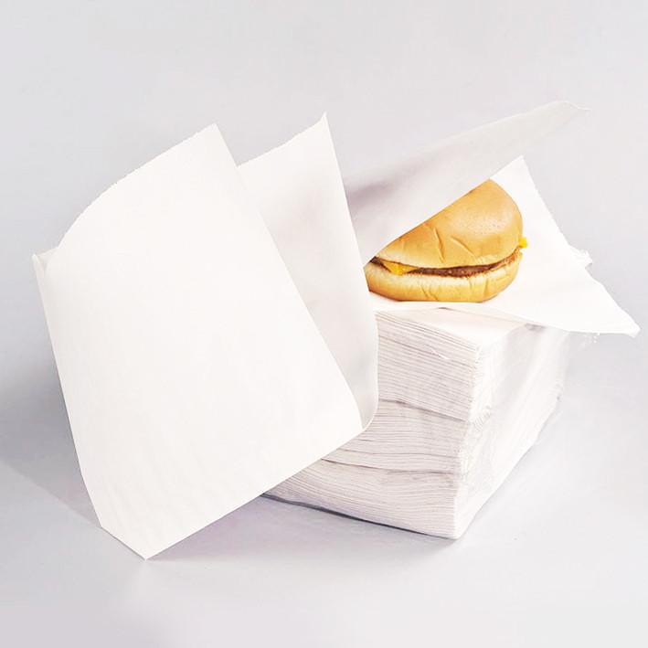 Уголок бумажный белый 160х170 500шт