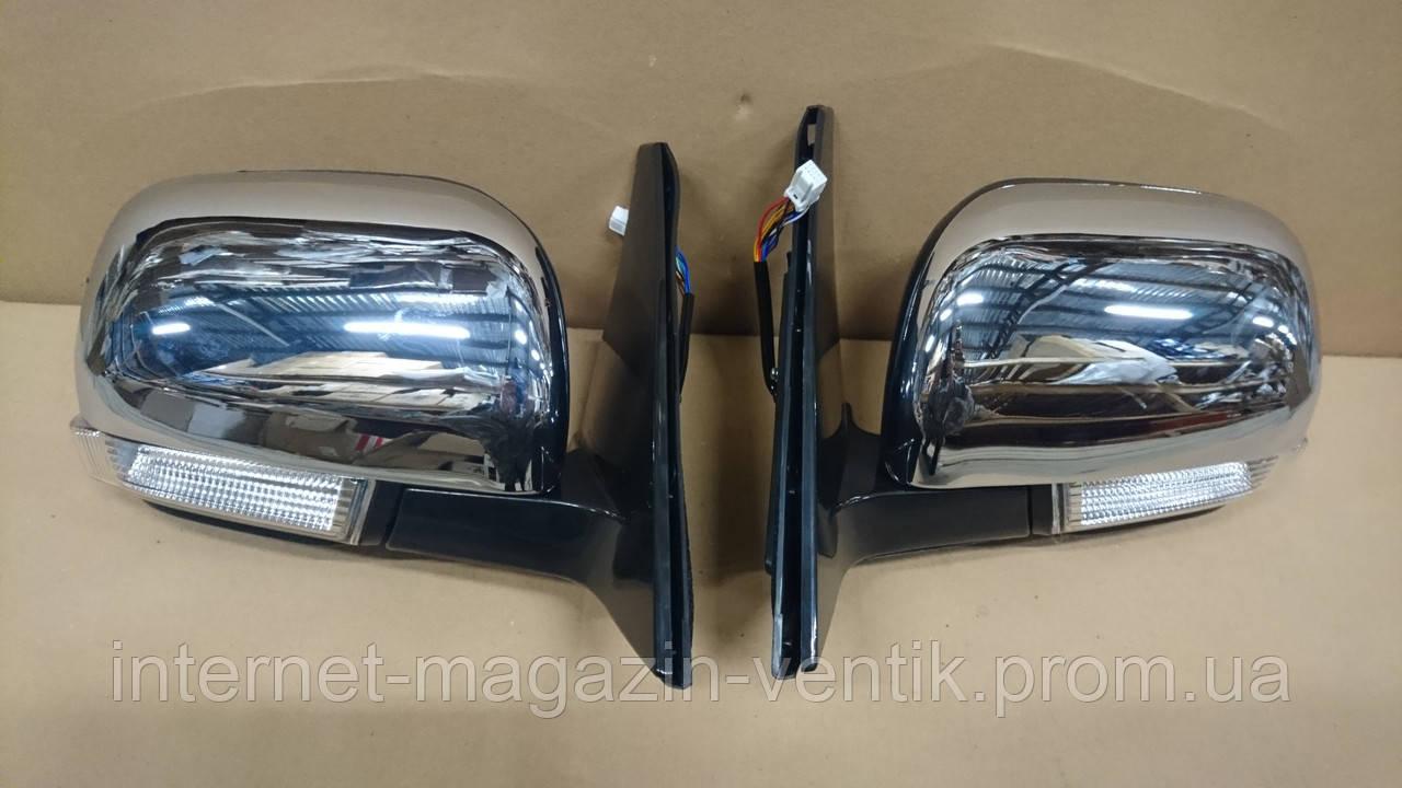 Зеркало Mitsubishi Pajero Wagon IV 10 pin