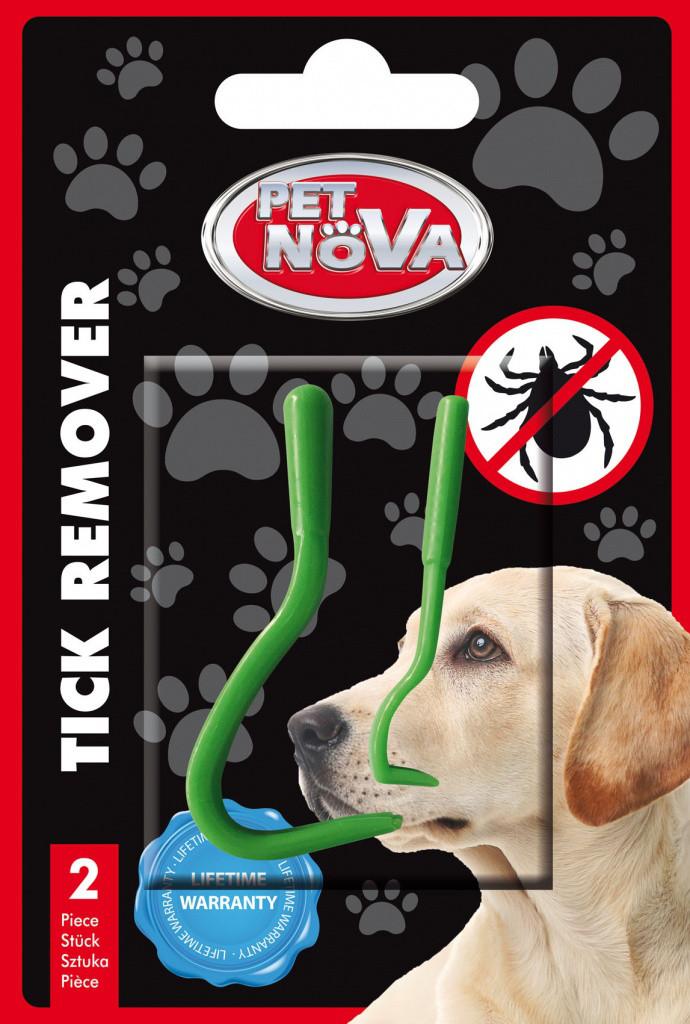 Гачок для видалення кліщів Pet Nova