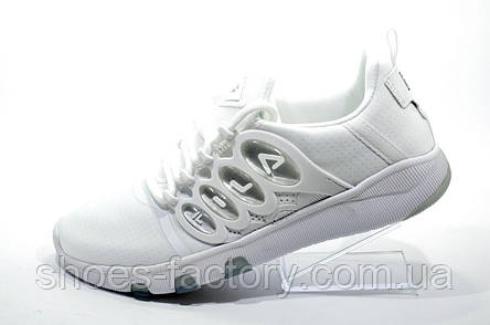 Женские кроссовки в стиле Fila, White\Белые, фото 2