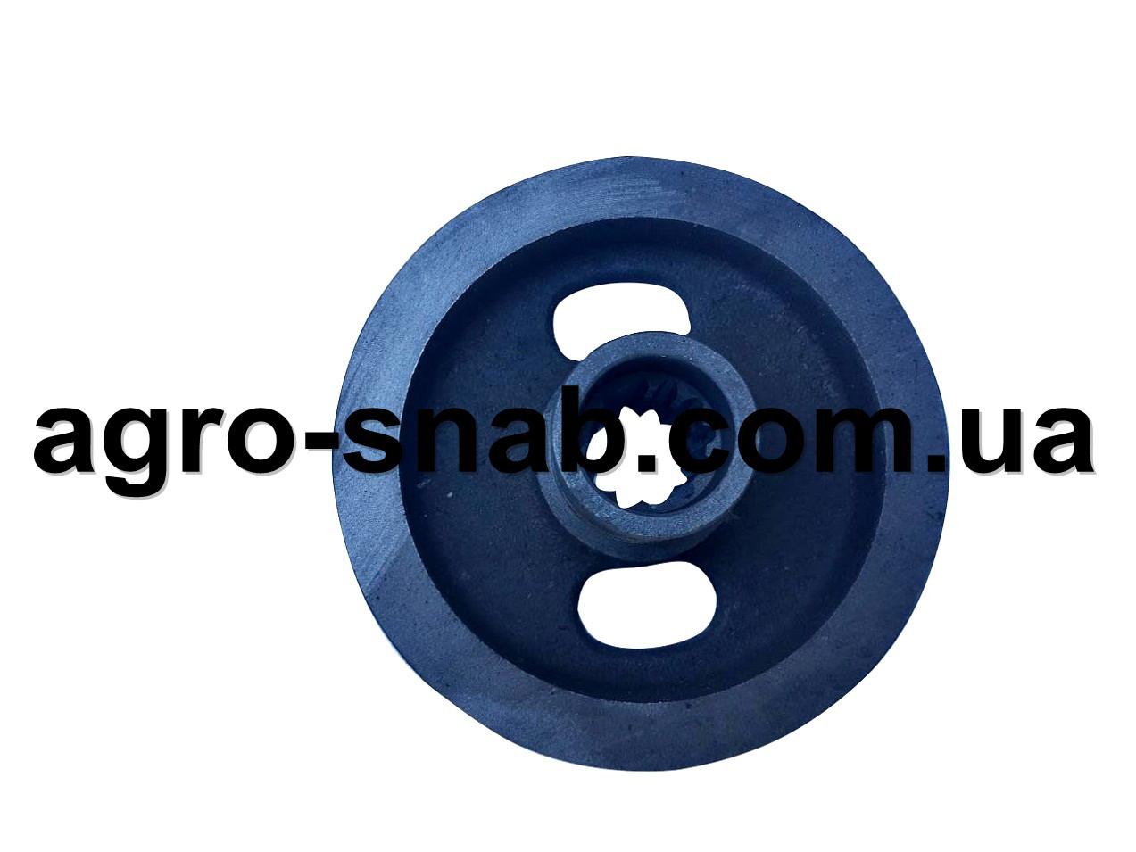 Шкив коленвала Д-245 (240-1005131-В) 2-х ручьевый