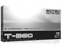 Тестостероновый бустер Scitec Nutrition T-360, 108 caps