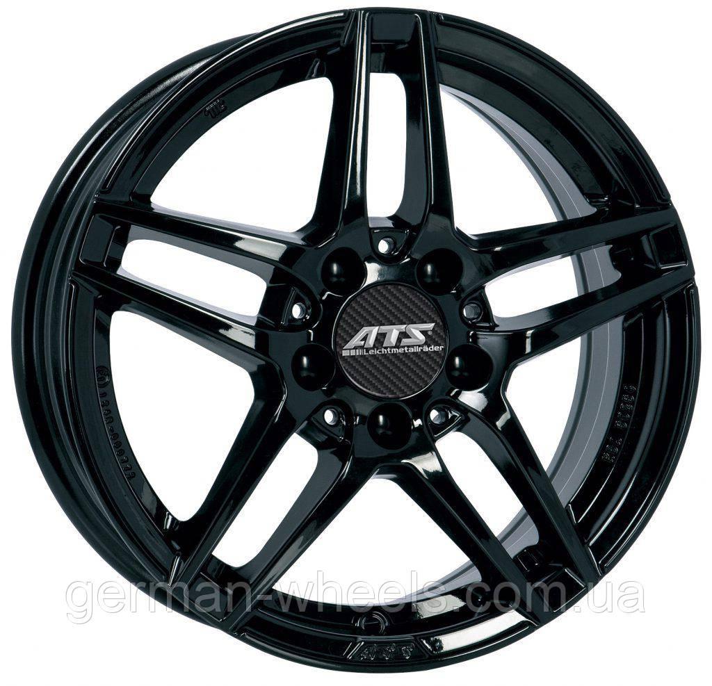 Диски  ATS (ATС) модель MIZAR цвет Diamond-black параметры 6.5J x 16'' 5 x 112 ET 38