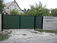 Ворота профлист