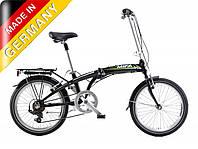 Складний велосипед Mifa 20 schwarz Німеччина, фото 1