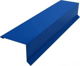 Карнизна планка оцинкована з полімерним покриттям