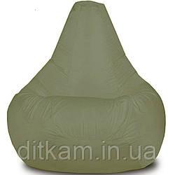 Кресло-мешок Груша Хатка средняя Хаки