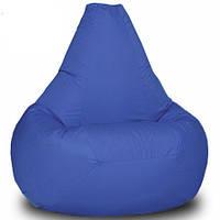 Кресло-мешок Груша Хатка детская Синяя