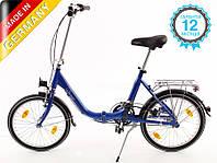 Складний велосипед MIFA 20 blau Nexus 3 Німеччина