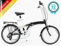 Складний велосипед Mifa 20 klapp Schwarz Німеччина