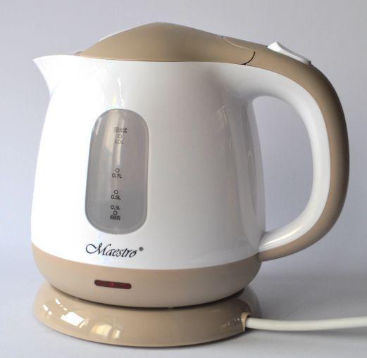 Электрический чайник 1100 Вт 1л MR 012