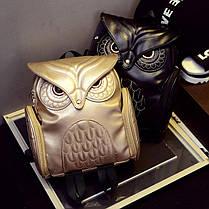 Замечательный оригинальный рюкзак Сова, фото 2