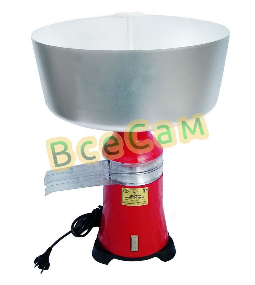 Сепаратор для сливкоотделения «Мотор Сич СЦМ 80-17»