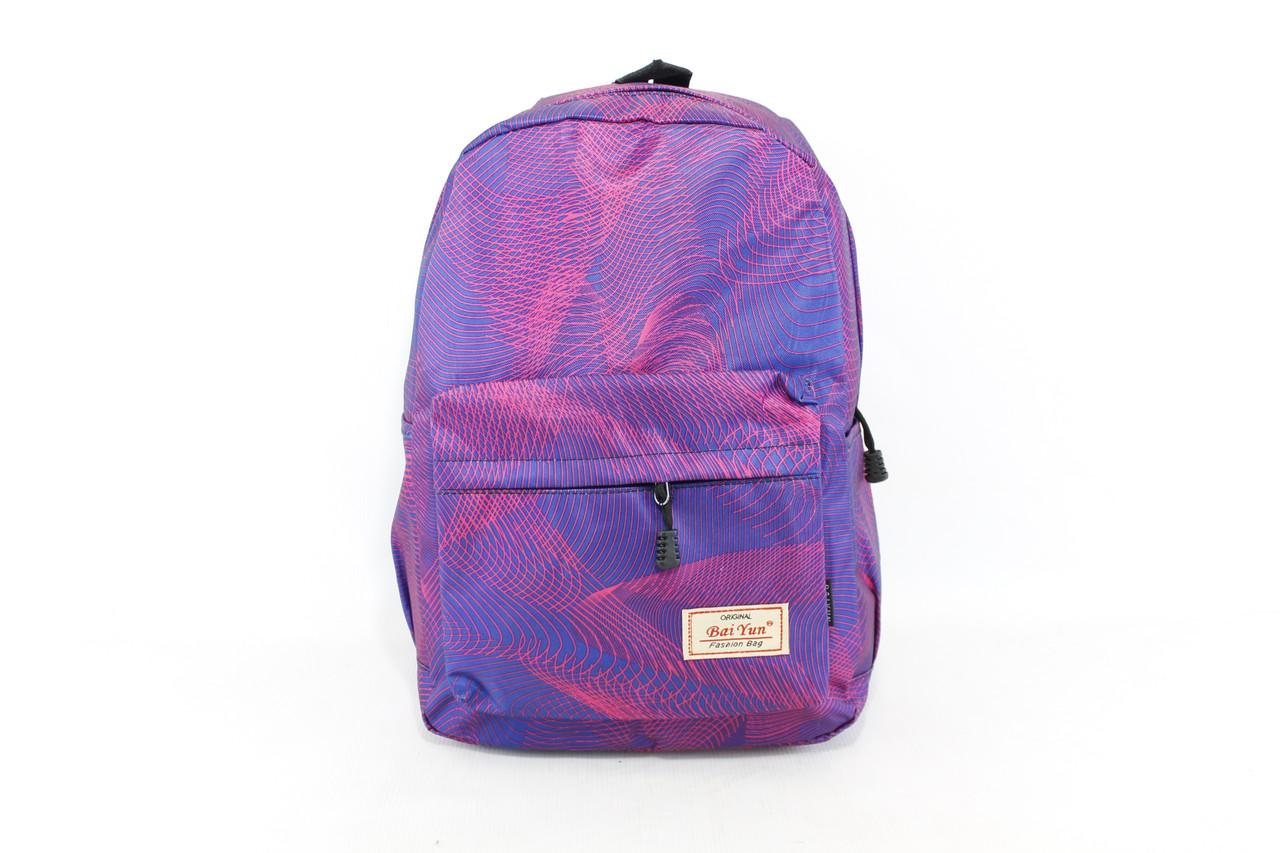 """Подростковый школьный рюкзак """"BaiYun 015"""""""