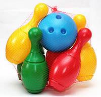 """Игра """"Набор для игры в боулинг Технок"""", арт. 2780"""