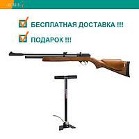 Пневматическая винтовка SPA ARTEMIS PR900W дерево предварительная накачка PCP 274 м/с с насосом, фото 1