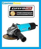 Болгарка Grand МШУ 125-1350 Е с регулировкой оборотов