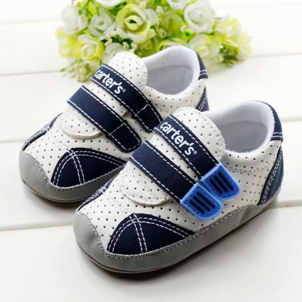 Детские кроссовки  - пинетки звезды