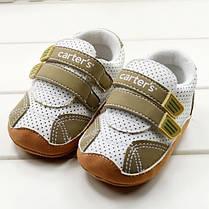 Детские кроссовки  - пинетки звезды, фото 3