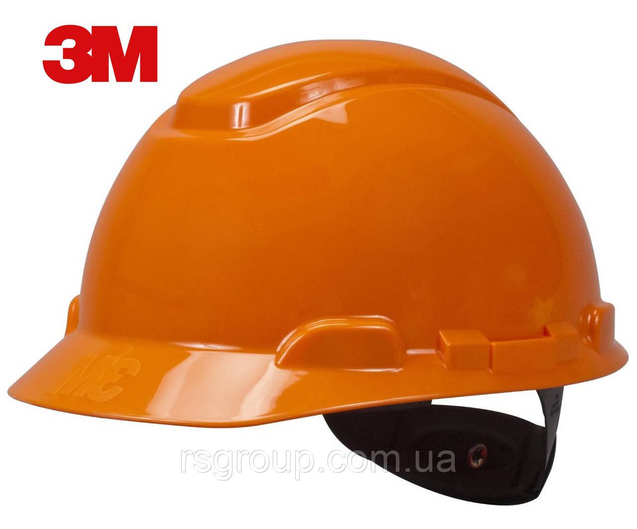 Каска 3М H-701N-OR без вентиляции