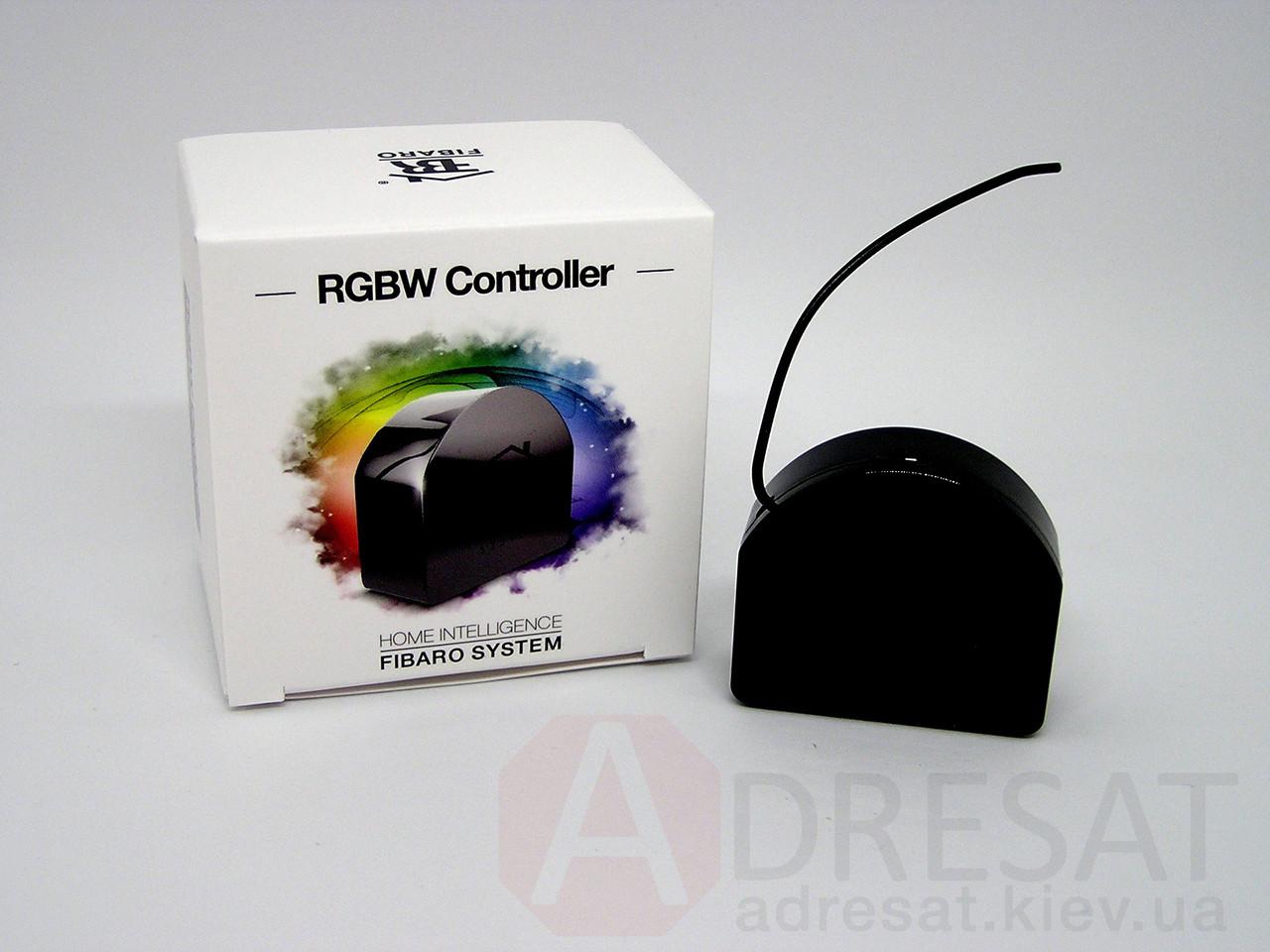 FGRGB-441 FIBARO RGBW Controller, Z-Wave  модуль управління світлодіодними стрічками