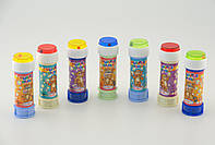 Игрушка мыльные пузыри 1395 cp0130101001 60мл. цена за блок - 19, 5х11, 5х11, 5см