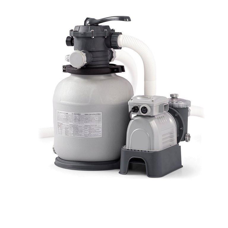 Пісочний насос фільтр Intex 28646 Sand Filter Pump, потужністю 6 000 лч