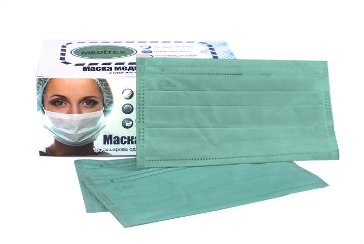 Зеленые маски