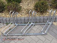 Велопарковка на 3 велосипеди Rad-3 Польща, фото 1