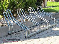 Велопарковка на 4 велосипеди Cross-4 Польща, фото 1