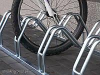 Велопарковка на 4 велосипеди Smile-4 Польща, фото 1