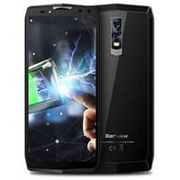 Смартфон Blackview P10000 Pro 4/64Gb Gray, 16+0.3/13+0.3Мп, 6'' IPS, 2sim, 8 ядер, 11000mAh, Helio P23, 4G, фото 1