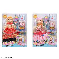 """Кукла """"Ever After High"""" BLD123/-1 4 вида, шарнирная, платье-трансформер 2в1, кор. 23*31, 5*6см"""