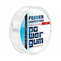Фидерная резина Carp Zoom FC Power Feeder Gum 10м 0,8мм прозрачная (CZ3901)